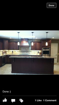 My new kitchen