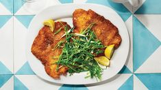 """Chicken Saltimbocca with Crunchy Pea Salad Recipe Chicken Saltimbocca with Crunchy Pea Salad literally translates to """"jumps in your mouth."""" The combination of prosciutto and sage is a classic that pairs with just about anything. Pea Salad Recipes, Chicken Cutlets, Chicken Milanese, Sugar Snap Peas, Boneless Chicken Breast, Chicken Breasts, Breast Recipe, Prosciutto, Recipes"""