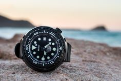 The story of the development of the Seiko Professional Diver's Watch
