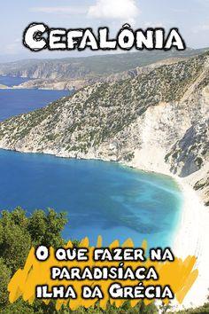 Procurando o que fazer em Cefalônia? Veja meu roteiro, como chegar, onde ficar, dicas de hotéis e as melhores praias nessa paradisíaca ilha da Grécia.