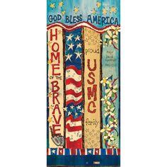 Painted Picnic Tables, Peace Pole, Pole Art, Outdoor Art, Outdoor Crafts, Outdoor Decor, Painted Sticks, American Decor, 3 Arts