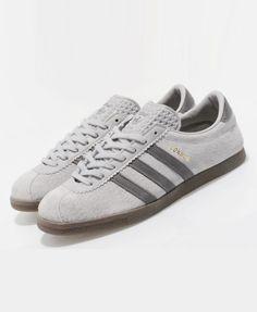 adidas Originals London: Grey/Dark Grey