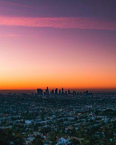 Los Angeles California by Brandon Aponte by CaliforniaFeelings.com california cali LA CA SF SanDiego