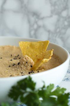 Old Fork ... | blog kulinarny: Thermomix - Hummus