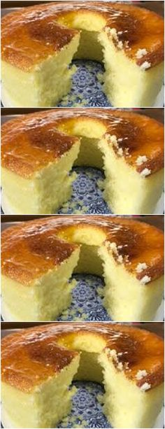 Beat the egg yolks with butter and sugar to a cream, cake # pie # dessert # birthday # pudd Other Recipes, My Recipes, Sweet Recipes, Red Rice Recipe, Portuguese Recipes, Pie Dessert, How To Make Bread, Cream Cake, Confectionery