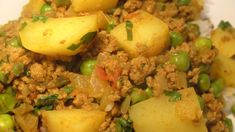 Aloo Keema Potato And Mince Curry) Recipe - Genius Kitchen