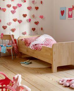 heart room: little girl heart room