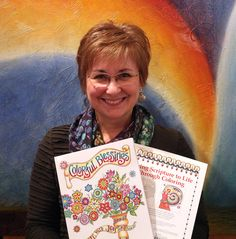 visual blessings: Colorful Blessings coloring book is here!