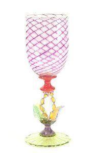 Frutti Wine Goblet by Robert Dane