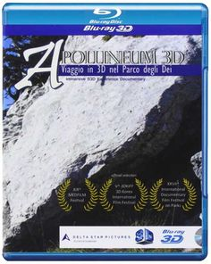 "3D Streaming - STEREOSCOPY - Topic: ""Apollineum 3D - Journey in the Park of the Gods"" 1st Italian 3D documentary (1/1)"