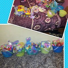 Make your own easter baskets! They end up cheaper but better quality. Make Your Own, Make It Yourself, How To Make, Basket Ideas, Easter Baskets, Clever, Crafts, Manualidades, Handmade Crafts