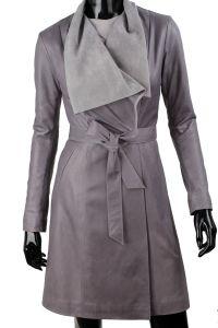 Płaszcz skórzany damski DORJAN EST102 Wrap Dress, Jackets, Dresses, Fashion, Fotografia, Dress, Down Jackets, Vestidos, Moda