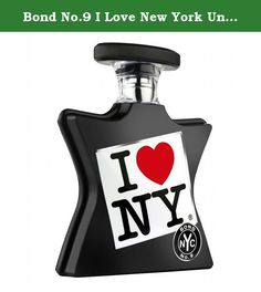 Bond No.9 I Love New York Unisex Eau De Parfum Spray, 1.7 Ounce. An Easy-to-wear; easy to love fragrance. A velvety smooth java infusion where full bodied geranium meets sandalwood with street smarts. Notes of bergamot, muguet, pepper, cocoa lmr, coffee beans, creamy chestnut, patchouli, vanilla, leatherwood and sandalwood. Special Shipping Information : This product may not be available for 1 or 2 day shipping due to federal regulations that require it to ship via ground ship methods…