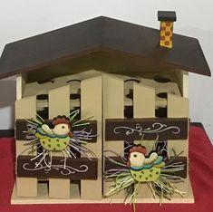 Advent Calendar, Christmas Ornaments, Holiday Decor, Home Decor, Hen House, Coat Hooks, Atelier, Crates, Pintura