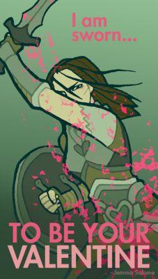 imgur nerdy valentines day cards
