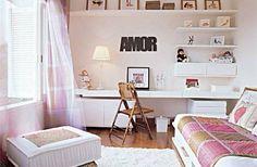 Quarto menina, por Bia Pupo Design de Interiores