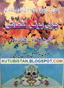 Jari Boti Luqmani Pdf Urdu Hikmat Book Free Download