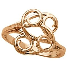 14K Rose Gold Fashion Ring by Gems-is-Me, http://www.amazon.com/dp/B0053H85ZC/ref=cm_sw_r_pi_dp_cqDLpb0G0EDAF