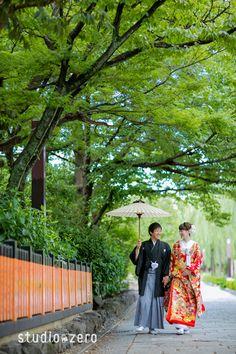 和装前撮り 京都ロケーション 祇園   『和装日和』 和装前撮り.com BLOG