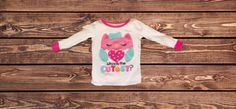 Girls Long Sleeve Top (Size: 18 Months)