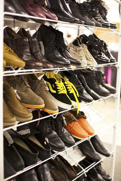 Loud or Dull, whatever shoes you like we have them!