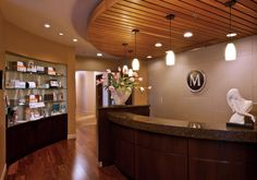 Great office front desk