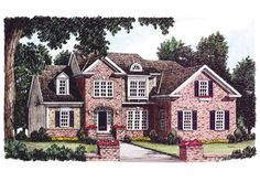 Goodwyn - Home Plans and House Plans by Frank Betz Associates