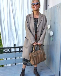 Oversized Mantel, Blazer, My Style, Coat, Jackets, Outfits, Workshop, Fall, Blog