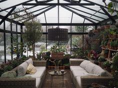 My mother's cozy orangery : CozyPlaces