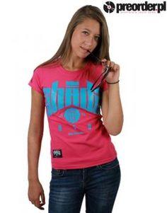 Chada Proceder Wgw T-shirt Damski Pink