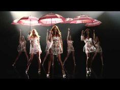 Rainy day blues? Not if Jasmine Tookes, Candice Swanepoel & Elsa Hosk have anything to say about it... #ItsRainingVS