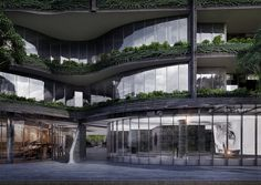 Night Edge // 358-378 Wickham Street, Fortitude Valley, Queensland // Developer: BPM // Interior Designer: Design Office // Architect: Elenberg Fraser