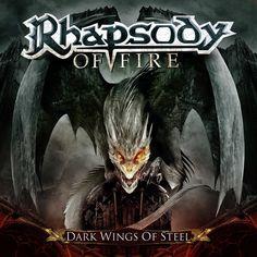 Rhapsody Of Fire-Dark Wings of Steel (2013)