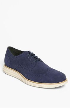 Infatuated! Cole Haan LunarGrand Wingtip (Men) available at #Nordstrom