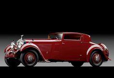 1937 Rolls Royce Phantom by Rollston