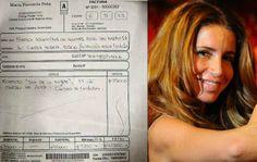 Florencia Peña cobró 42 mil pesos por una charla en Fadea http://www.cadena3.com/contenido/2013/03/19/110940.asp