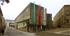 Centro Gallego de Arte Contemporáneo, Santiago de Compostela
