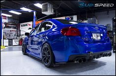 HT Autos Full Body Kit - 2015 WRX / 2015 STI - Body Kits - Exterior - 2015+ Subaru WRX