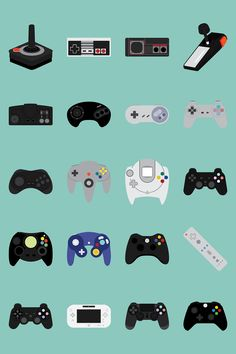 insanelygaming: Console EvolutionCreated by Dorothy Timmer