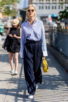 The street style set are bringing their A-game to New York fashion week spring summer 17. Here, a curated guide to the best-dressed guests.