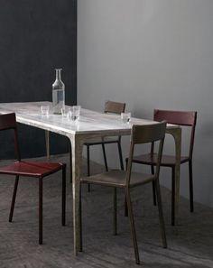whippet rectangular dining table by ochre design
