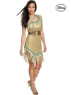 Check out Pocahontas Deluxe Disney Costume - Disney Costumes from Costume Super Center