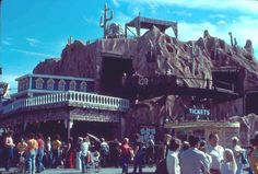 """The Golden Nugget, Hunt's Pier, NJ - the only amusement ride to have its own """"closing ceremony."""" Epic!"""