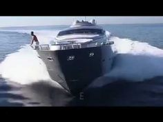 Pershing 115 - Lengers Yachts - YouTube