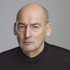 In an exclusive interview, Dutch architect Rem Koolhaas tells Dezeen about his longstanding friendship with Zaha Hadid and hits out at the West's architecture Bruce Mau, Rem Koolhaas, Architectural Association, Richard Neutra, Famous Architects, Venice Biennale, Positive Outlook, Team Photos, Zaha Hadid