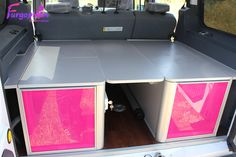 muebles a medida ford tourneo