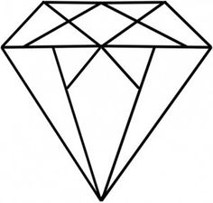 diamond tattoo Ideas.. | tattoos picture diamond tattoo