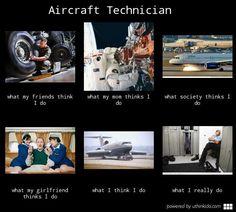 aircraft mechanic Airplane Mechanic, Aviation Mechanic, Pilot Humor, Mechanic Humor, Aviation Quotes, Aviation Humor, Fly Quotes, Airline Reservations, Aircraft Maintenance