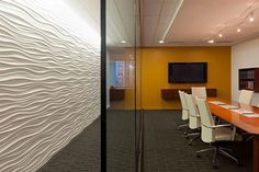 Bernhoft Law Firm Office Space- glass conference room walls