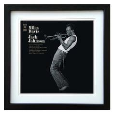 Miles Davis   Jack Johnson Album   ArtRockStore